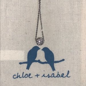 Chloe + Isabel necklace NWOT